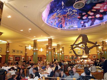 2-La coupole – Storia.. arte.. poesia e alta cucina della mitica brasserie parigina